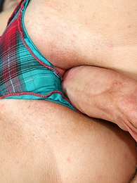 Girl in panties photo - Bonny freshie can roger without taking panties stay away from
