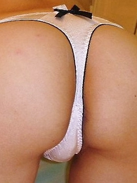 Panty photos - Panty twofold with Cameltoes